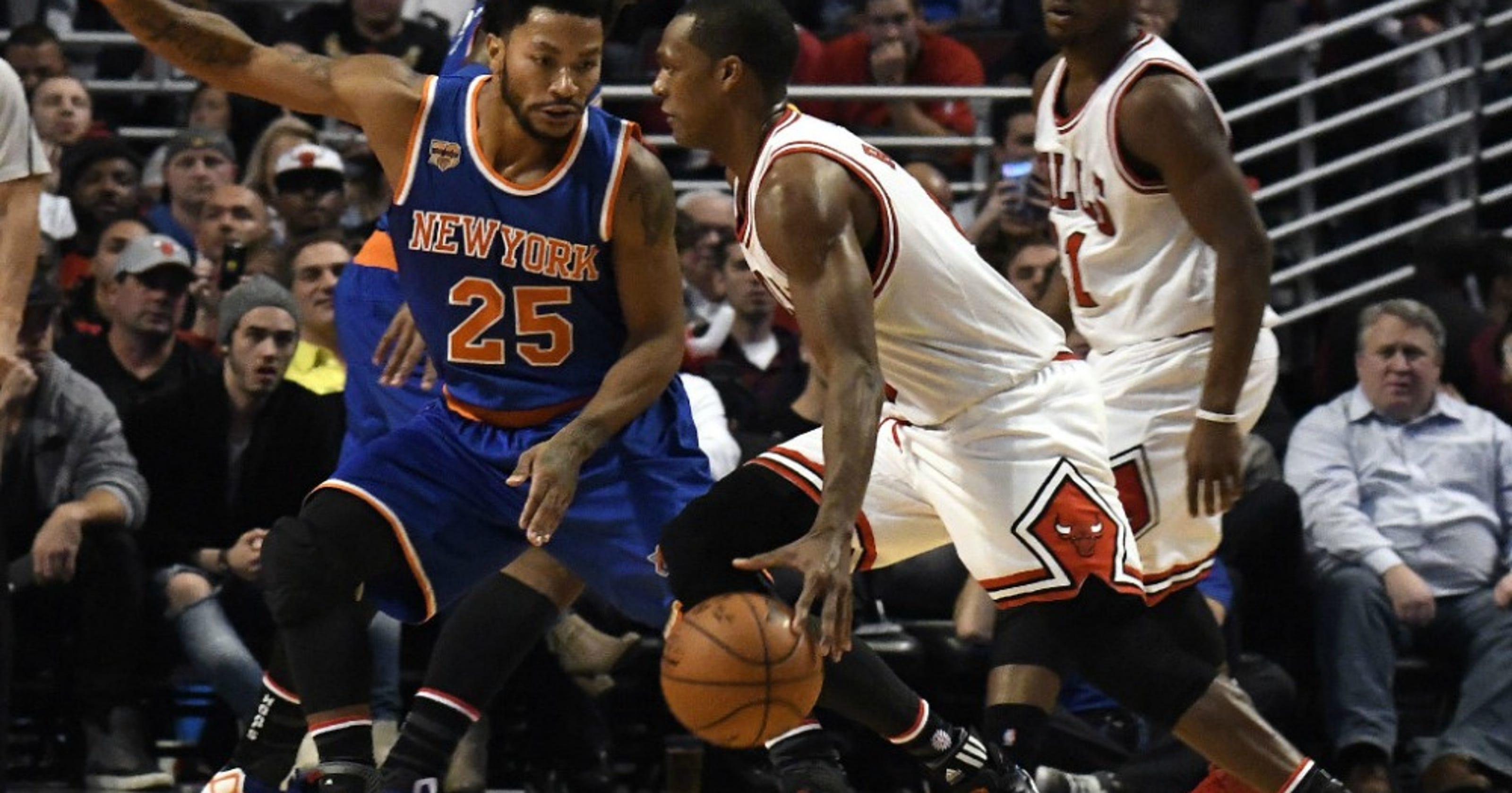 1039f99690d Knicks  Derrick Rose