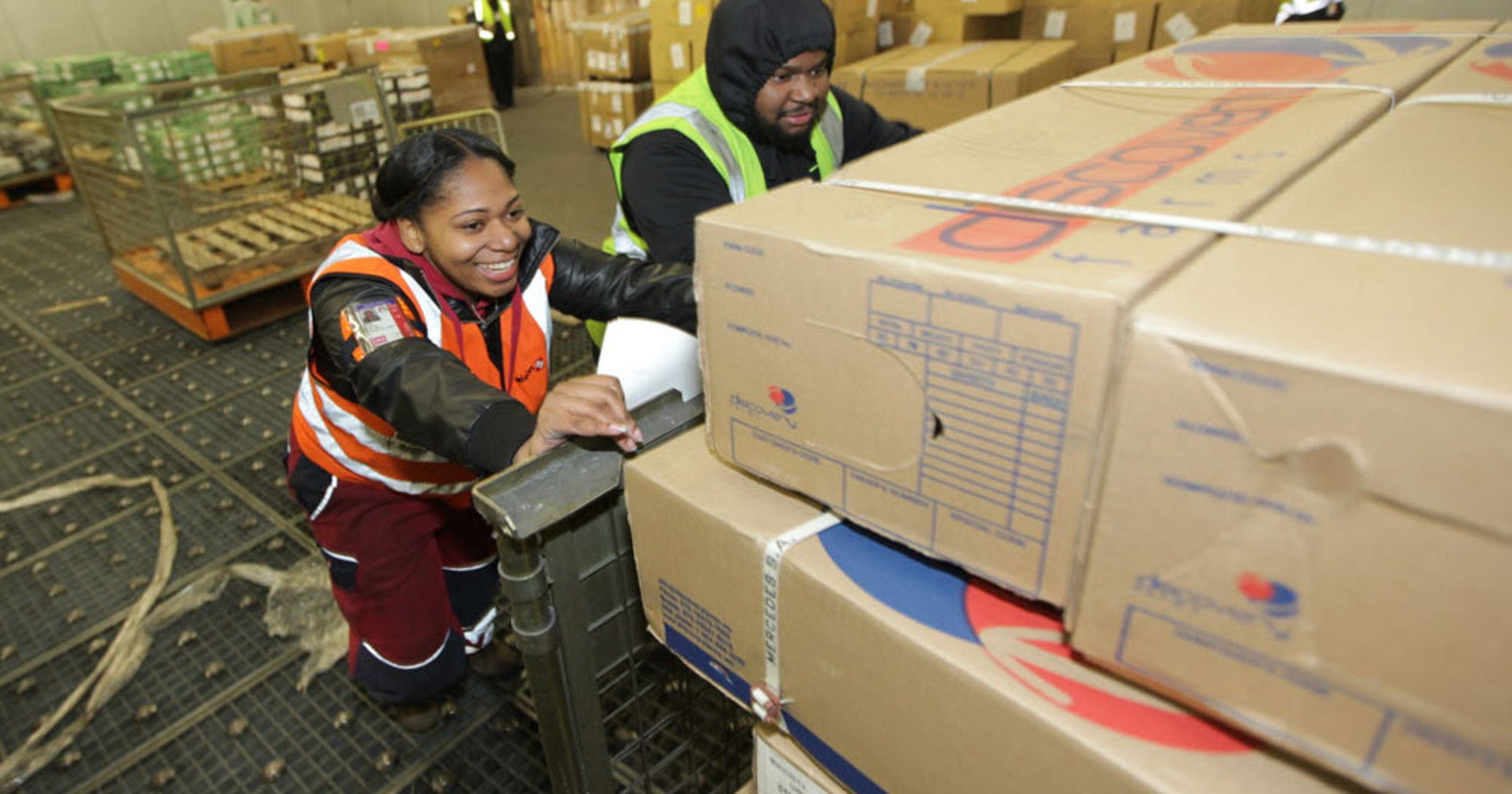 United Cargo, others fill drug makers' need for temperature control