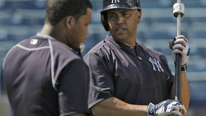 Carlos Beltran could be nearing the end of his Yankees tenure.