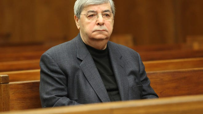 Timothy Grossi in court Jan. 15, 2015.
