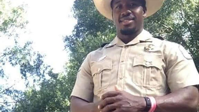 Florida Wildlife Conservation officer Julian Keen Jr. was found Sunday morning fatally shot in rural Hendry County, officials said.