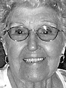 Maxine (Mickey) Louise Johnson, 96