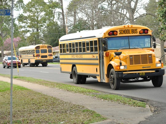 The first week of school had a few transportation issues, but was mostly smooth, said director Dan Bryant. His department will take a look at the system's efficiency after the Labor Day holiday.