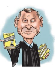 Supreme Court Chief Justice John Roberts says voters