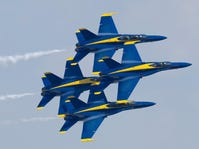The Blue Angels Returning to Vero Beach!