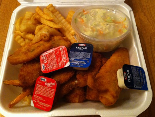 davies seafood fried combo (1)