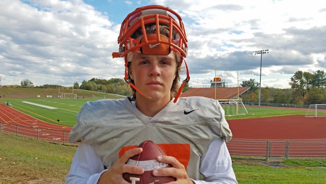 Cherokee senior quarterback Jake Bodine has shown his ability in his first year as a full-time starter for the Chiefs.