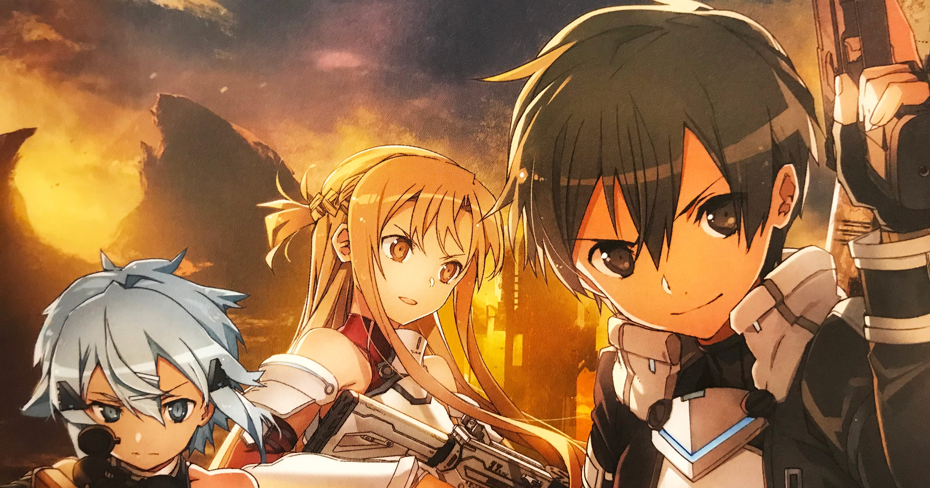Sword Art Online Fatal Bullet Builds, Stat & Ally Guide | Technobubble