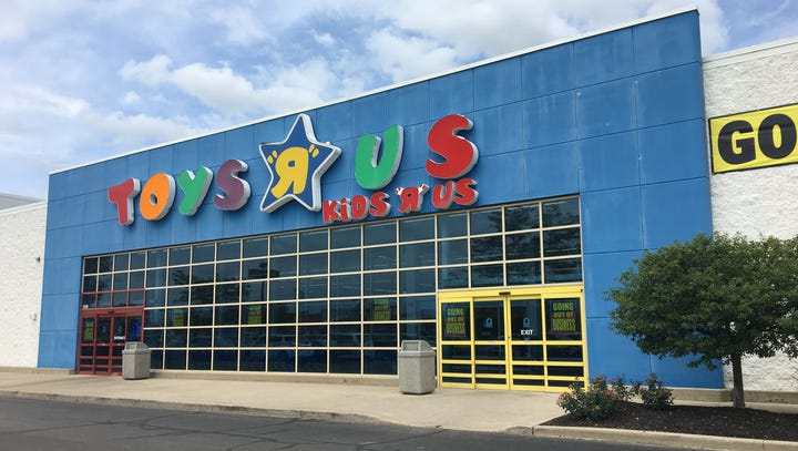 The end is near for Toys R Us as final store closings to come by Friday