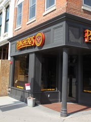 The newly renovated Pancheros in downtown Iowa City on Monday, July 22, 2013.