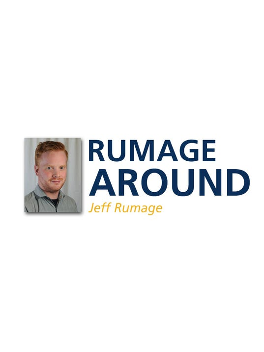 Rumage Around - Jeff Rumage