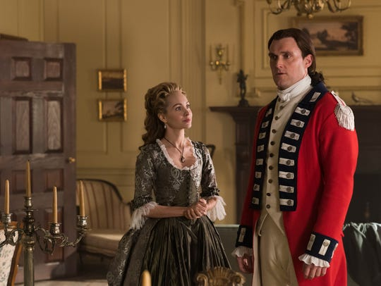 Ksenia Solo on the state of Peggy Shippen's marriage