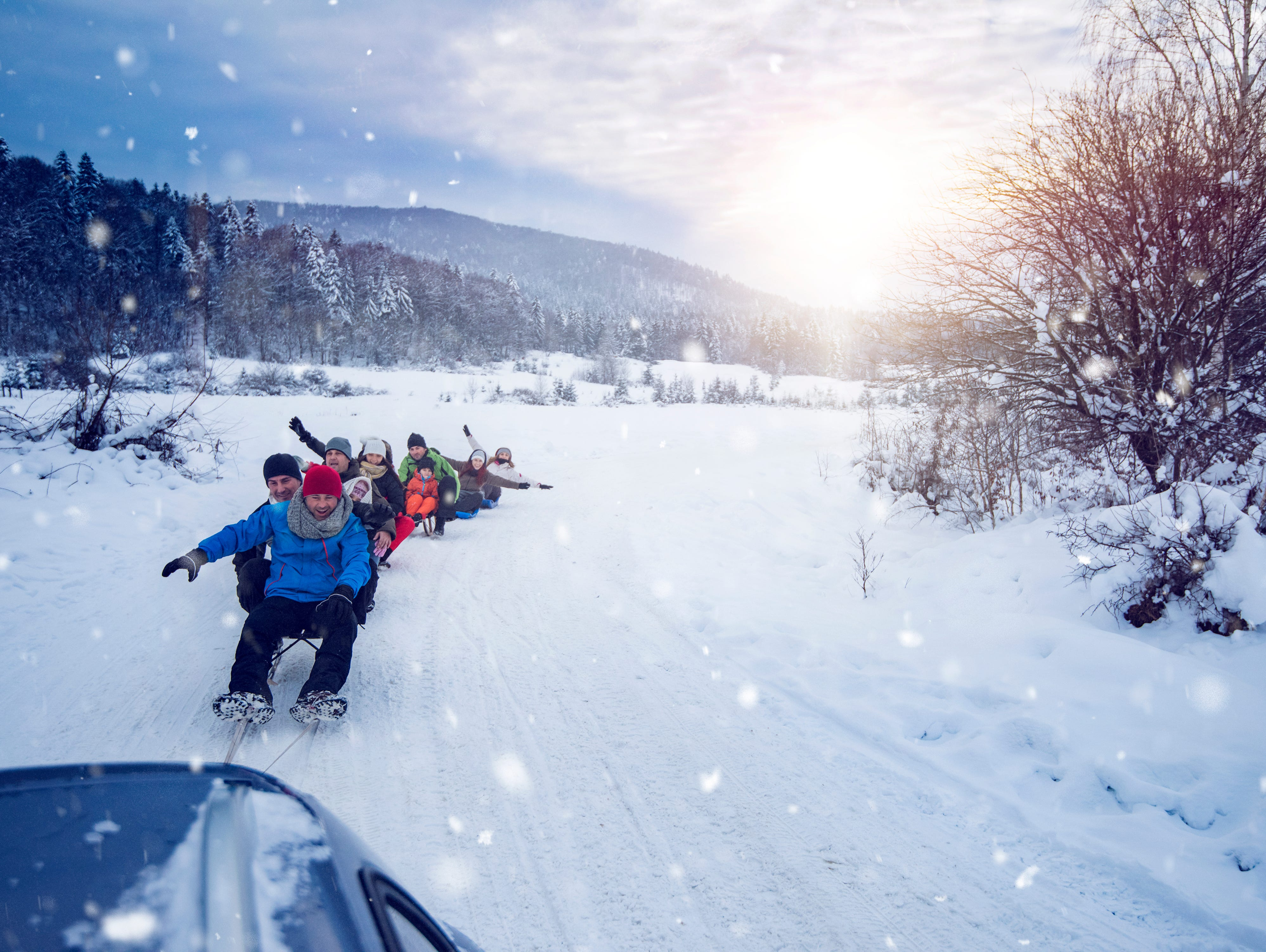 Take this trivia to find out how well you know about winter safety.