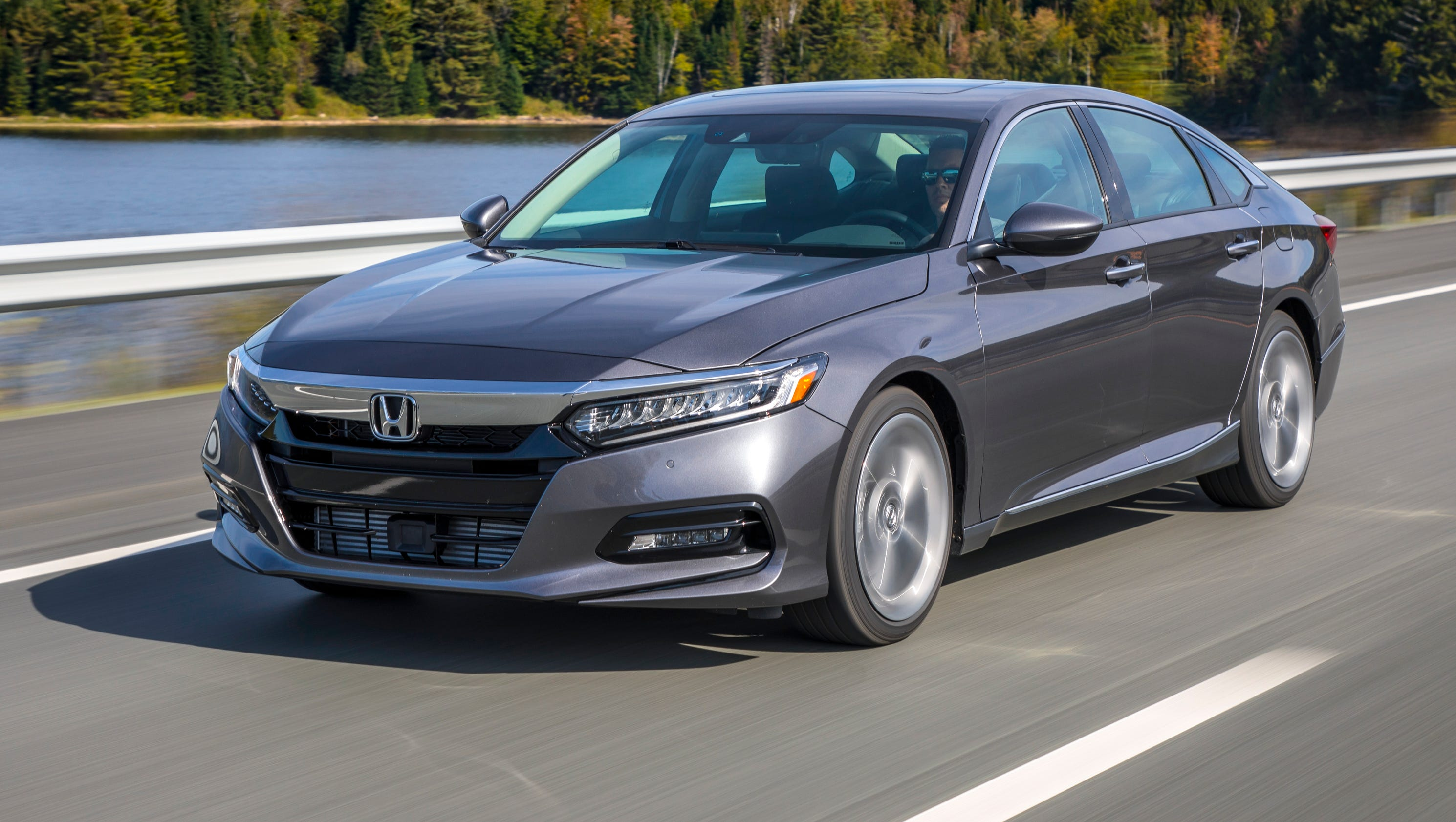 Detroit Auto Show Honda Accord Wins North American Car Of The Year - Accord vehicle