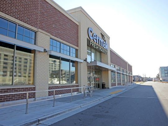 A Cermark Fresh Market, which opened in June, is part