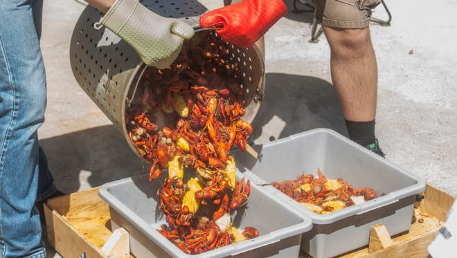 The 15th annual Autism Crawfish Boil is Saturday in downtown Montgomery.