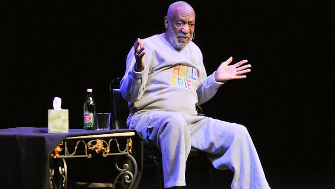 Bill Cosby on stage in Melbourne, Fla., in November.