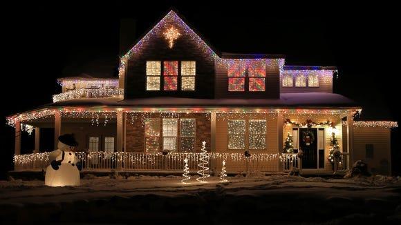 This beautiful home at north Juniper Ridge Road in