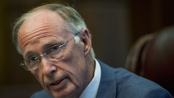 Gov. Robert Bentley has until May 14 to decide on legislation