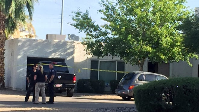 Phoenix police are investigating the June 2, 2016, deaths of three boys ages 8, 5 and 2 months in a home where their mother was critically wounded with apparently self-inflicted stab wounds.