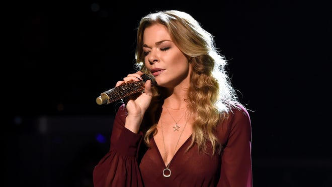 Singer LeAnn Rimes performs during the CMA 2015 Country Christmas on Nov. 7, 2015 in Nashville, Tennessee.