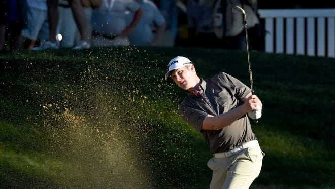 Ryan Brehm earned his first season of exemption on the PGA Tour after winning Sunday's Web.com Tour season finale.