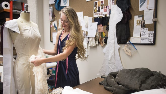 Nashville is home to a growing number of designers.