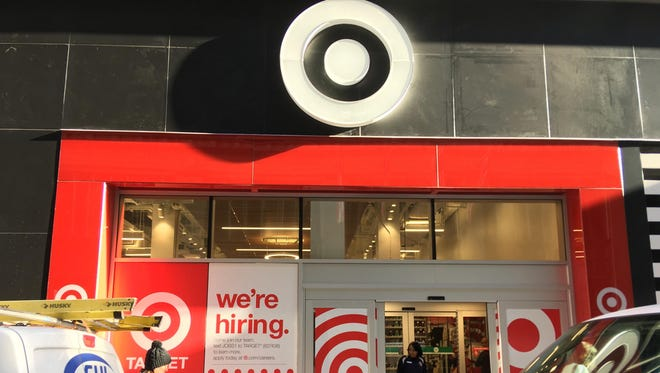 Target opened its new store in Manhattan's Herald Square this week.