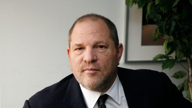Harvey Weinstein in 2011