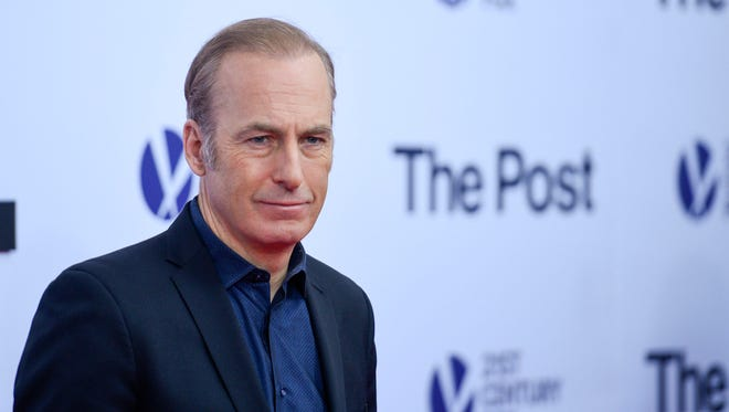 """I always felt like I belonged in drama,"" Bob Odenkirk says."