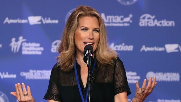 Michele Bachmann says people h...