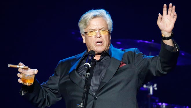 Comedian Ron White will be bringing his latest comedy tour to Jackson Thursday.