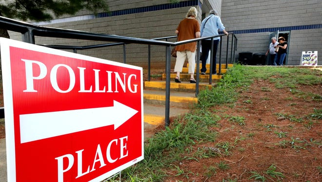Tuesday, Oct. 9 was  the last day to register to vote in Tennessee's November election.