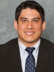 Jason Espinoza, president of NM ACI.