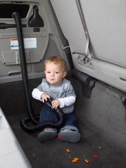 2014 Honda Odyssey VAC