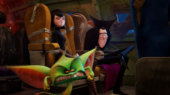 Hotel Transylvania 3': The 10 best big-screen Draculas, ranked