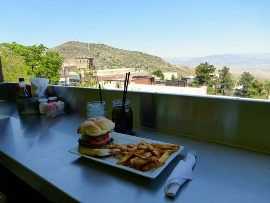 Haunted Hamburger View Bar