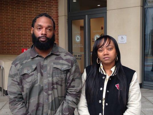 Shyhiem McDowell's parents