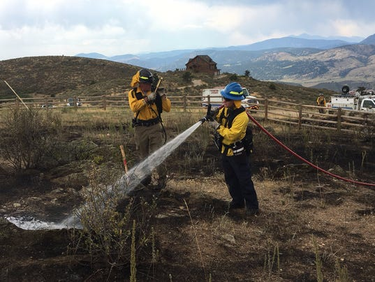 Investigation Reveals Cause Of Monday Grass Fire