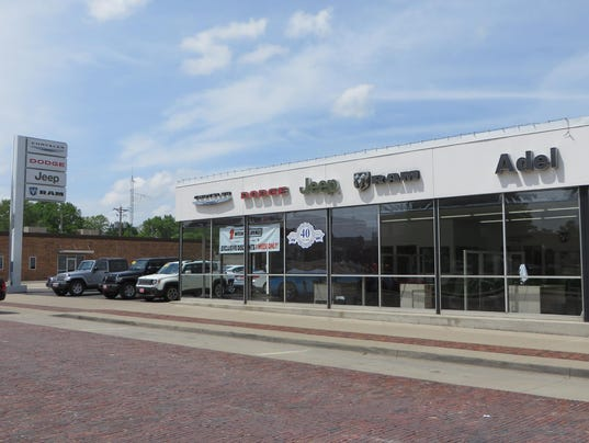 adel chrysler dealership to build new showroom in waukee. Cars Review. Best American Auto & Cars Review