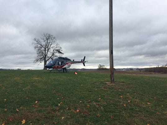 Stoutsville Ohio Man Killed In Car Crash