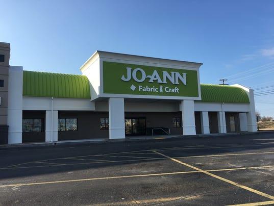 joann 39 s fabrics finalizes clarksville grand opening plans. Black Bedroom Furniture Sets. Home Design Ideas