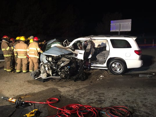 Fallon Nv Car Accident