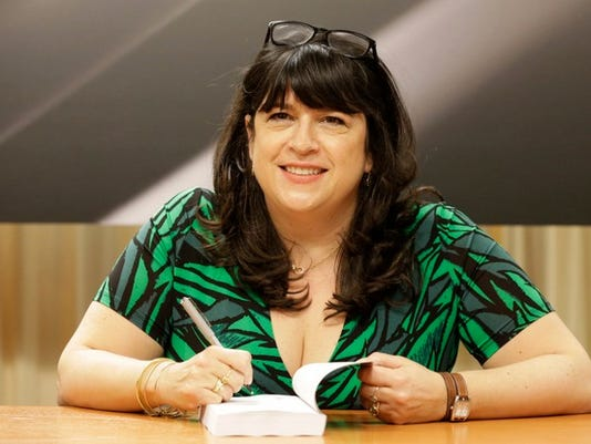 Mary Altaffer Ap E L James Author Of The Fifty Shades Grey