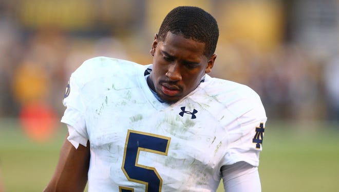 A rash of turnovers from Everett Golson has become a serious issue for a Notre Dame team that has had high hopes for the season.
