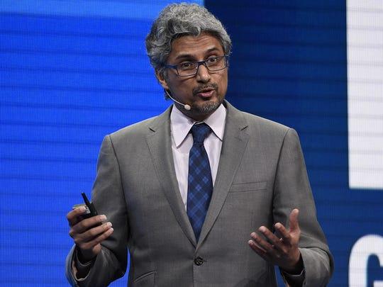 IBM's Guru Banavar speaks to the Milken 2016 Global