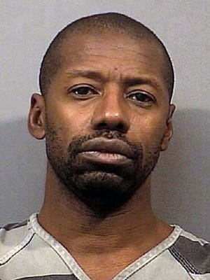 This undated photo provided by the Lake County Sheriff's office shows Darren Vann. Police said Vann, a 43-year-old former Marine, has confessed to killing seven women.