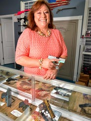 Femme Fatale owner Maria Dockery, expects sales to