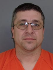 Jason Carter, 45, was arrested and charged with first