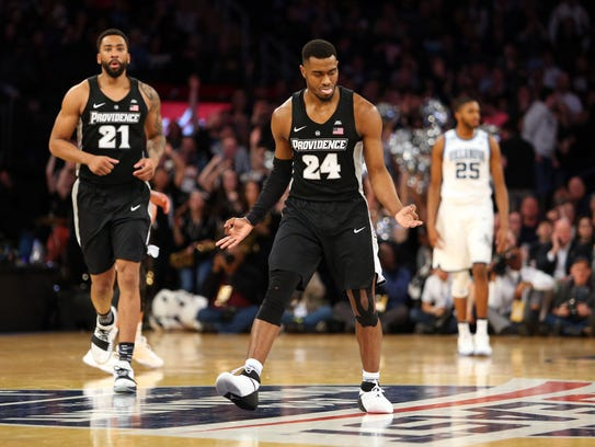 Can Providence use its solid Big East tourney run to